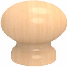 Pomo madera ref.: 200