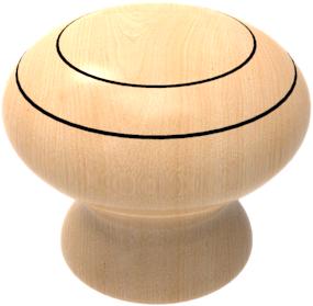 Pomo madera ref.: 779